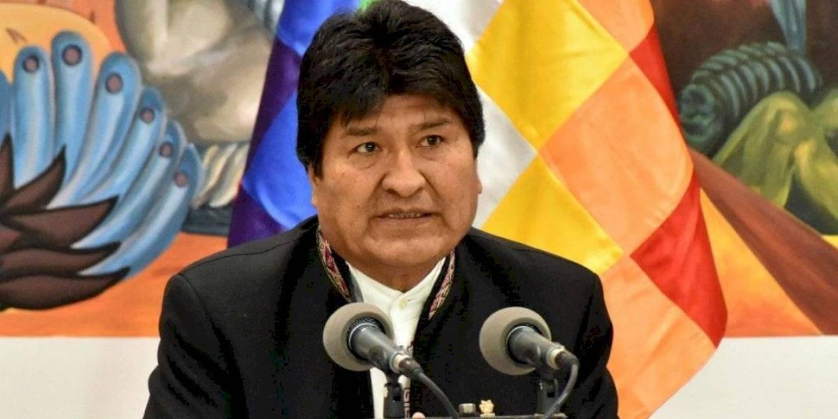 Evo Morales renuncia a la Presidencia de Bolivia tras 14 años gobernando