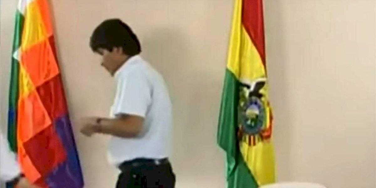 México ofrece asilo a Evo Morales tras su renuncia en Bolivia