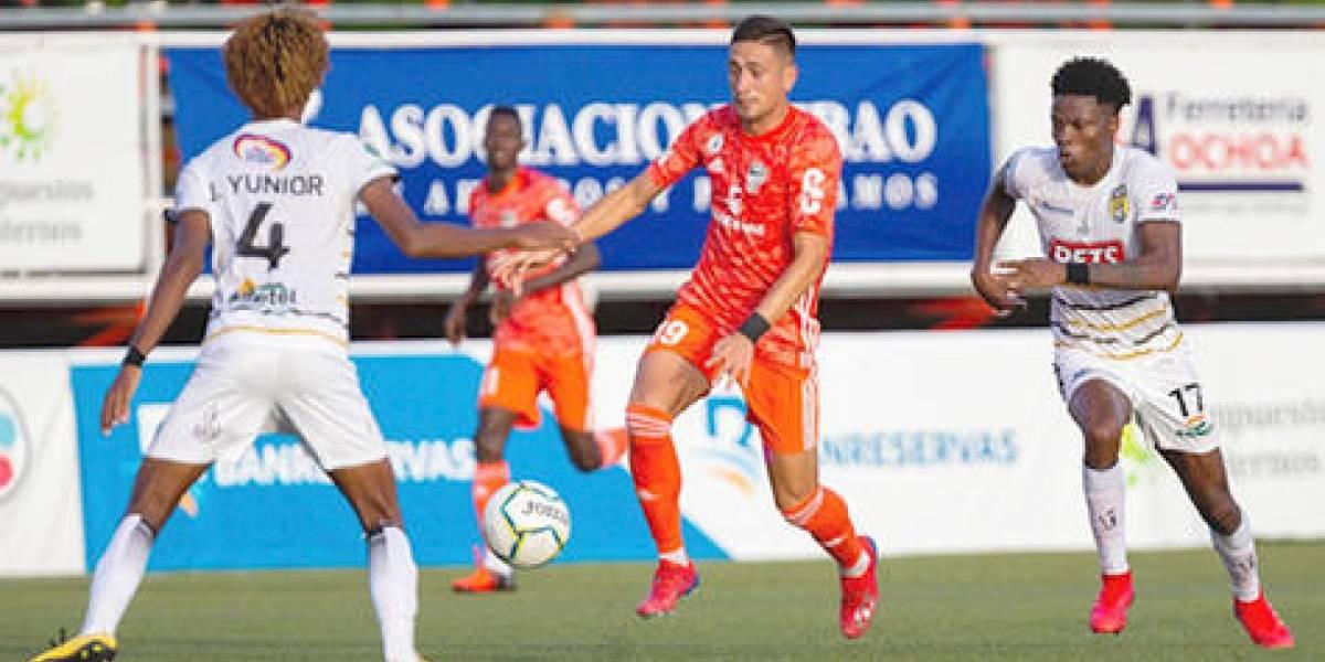 Cibao vence al Pantoja por 1-2 en la ida de la final de fútbol RD