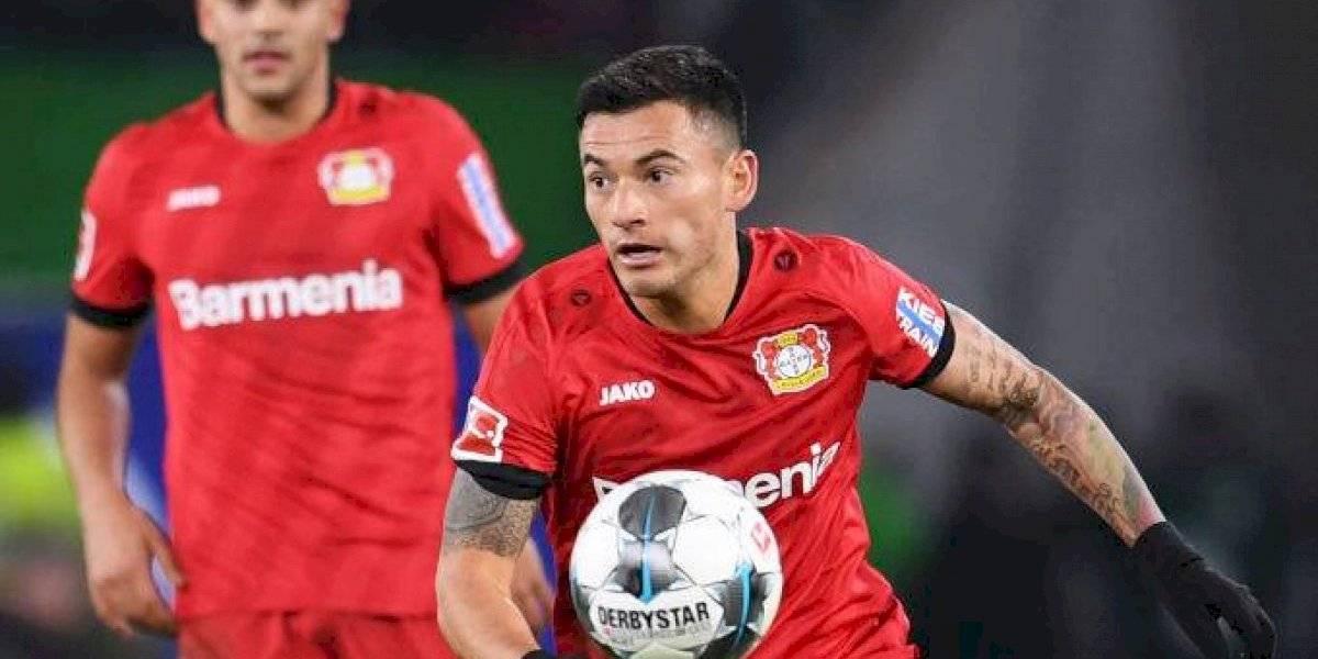 """Bayer Leverkusen quiere a Charles Aránguiz por mucho tiempo: """"Es un jugador con mucho carácter y tiene liderazgo"""""""