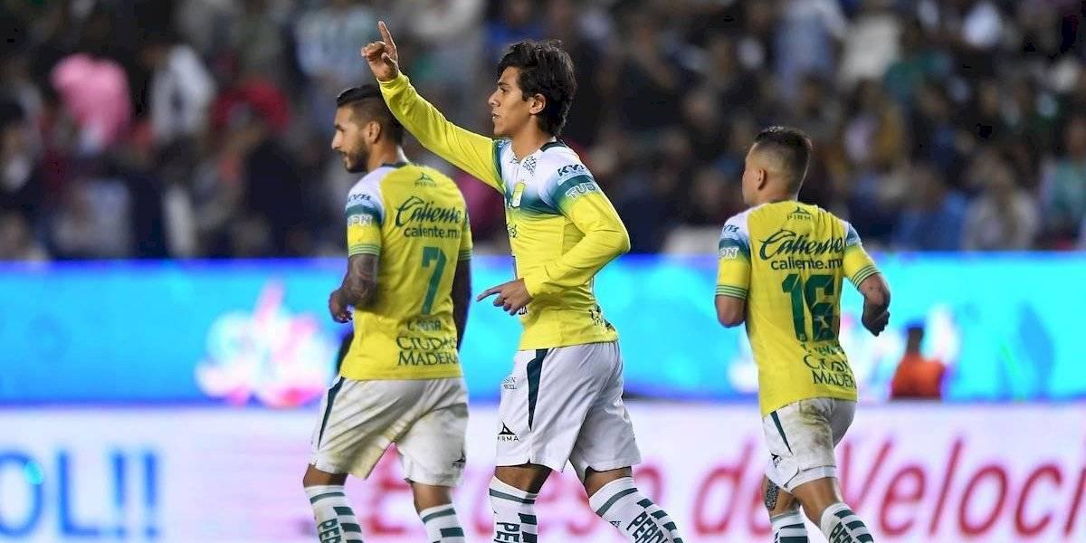 León golea al Toluca y asegura su boleto a la liguilla