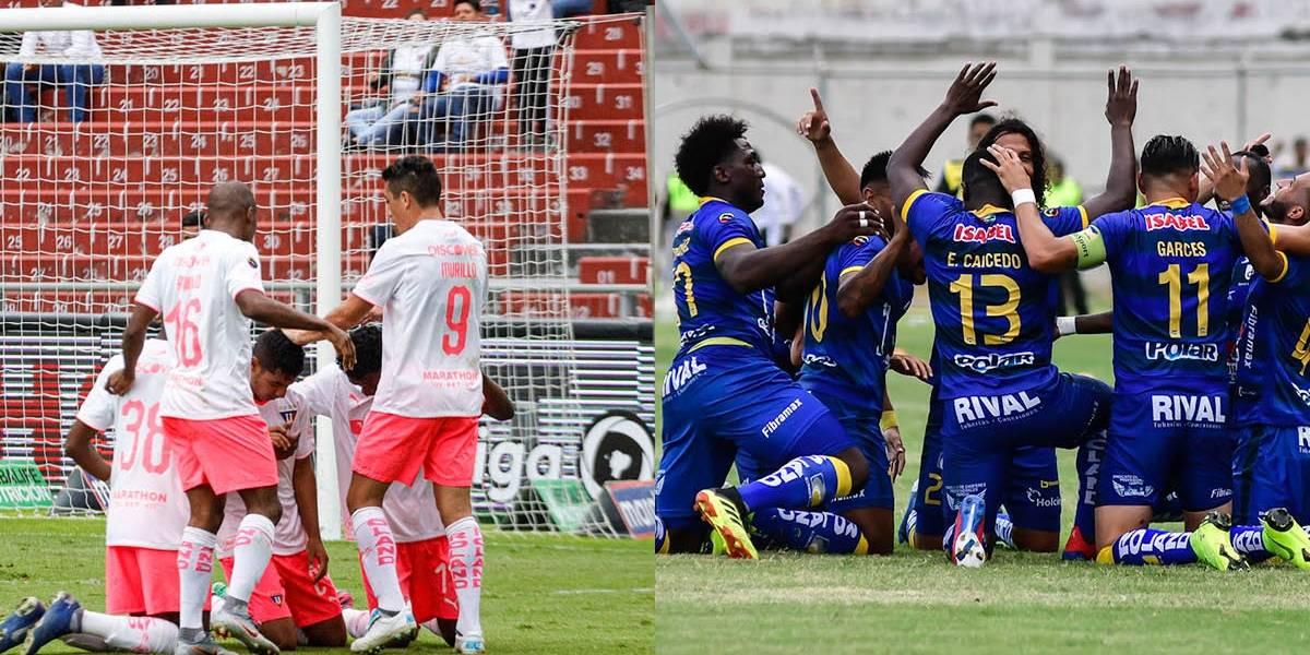 Liga de Quito vs Delfín por la final (ida) de la Copa Ecuador: Los 'cetáceos' van por ganar primer título ante el Rey de Copas