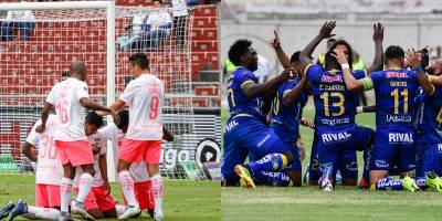 Liga de Quito vs Delfín por la final de la LigaPro
