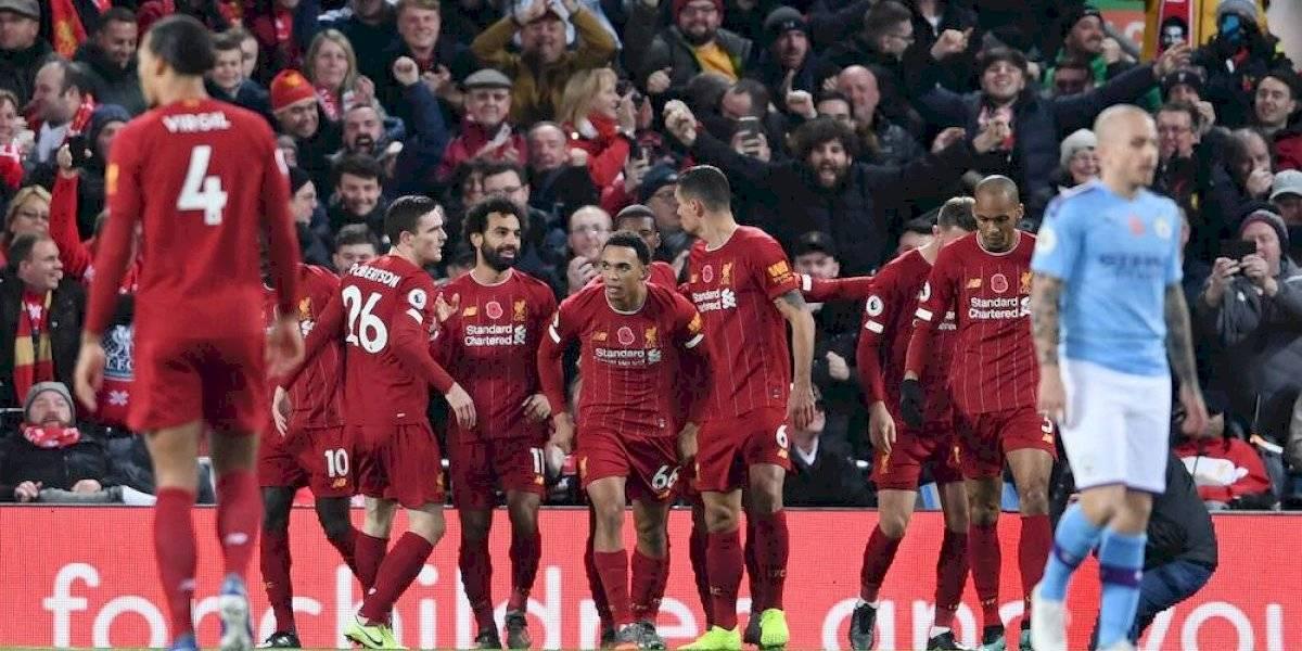 Liverpool y el VAR arrollan al Manchester City