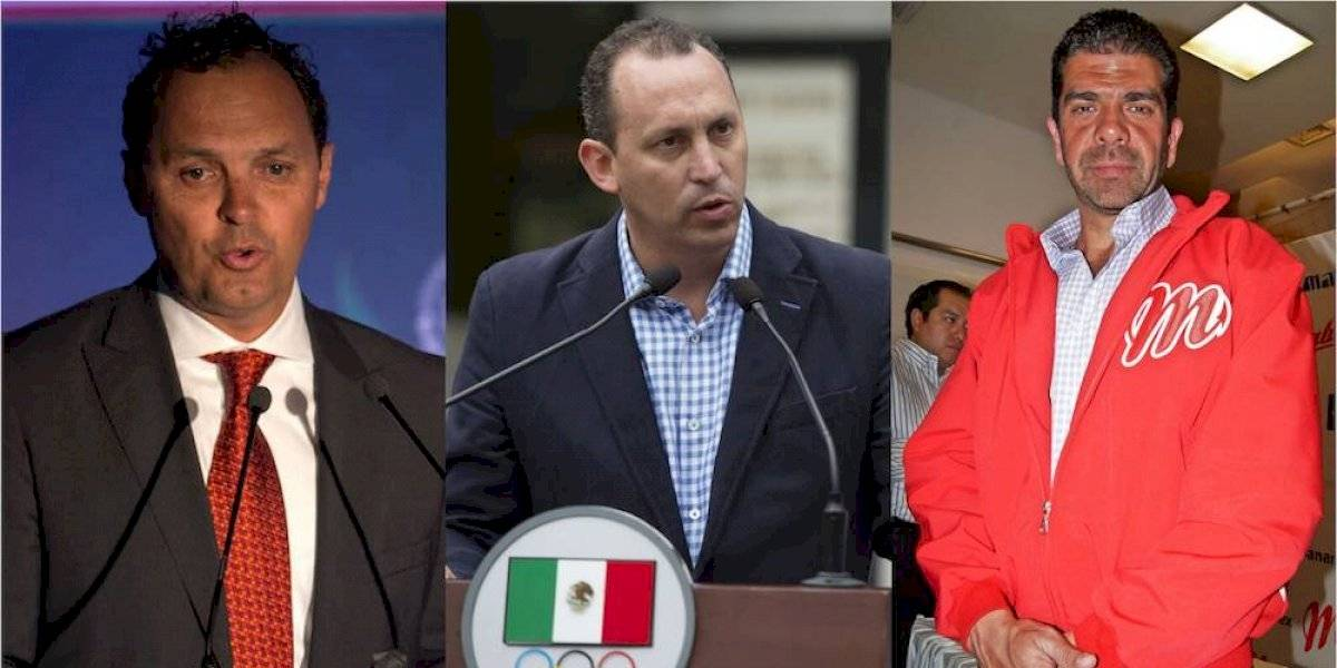¿Quiénes son candidatos a presidir la Liga Mexicana de Beisbol?