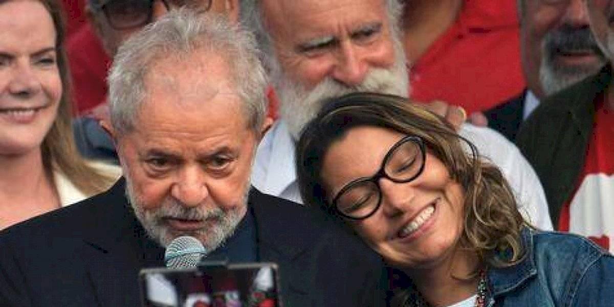 Lula salió decidido a encabezar la oposición y listo para casarse