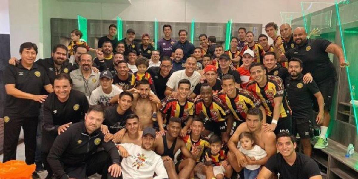 ¡Lo logró! Marvin Ceballos jugará la fase final de la liga de ascenso en México
