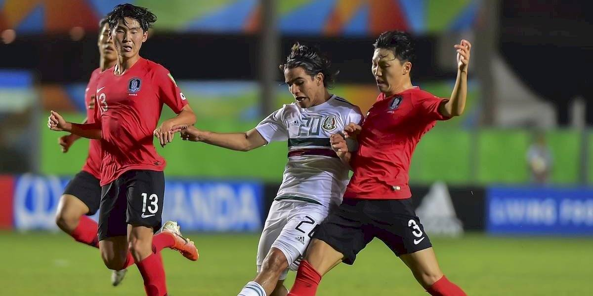 México derrota a Corea del Sur y enfrentará a Holanda en semifinales