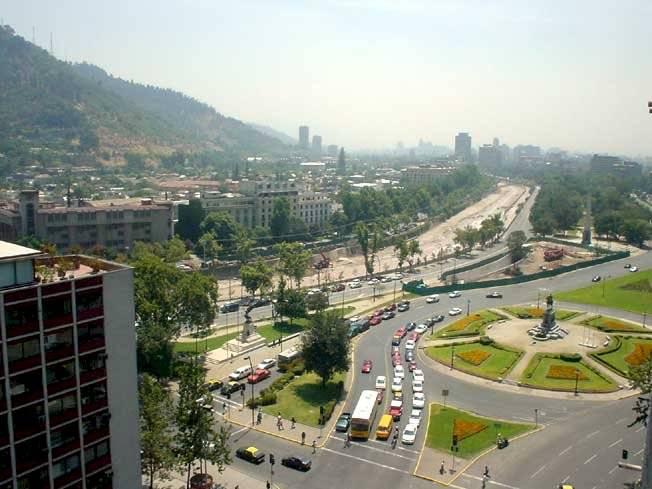 """Inician llamativa campaña en Google Maps para nombrar """"Plaza de la Dignidad"""" a Plaza Italia"""