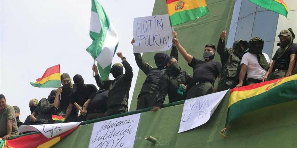 México afirma que situación que de vive en Bolivia es grave
