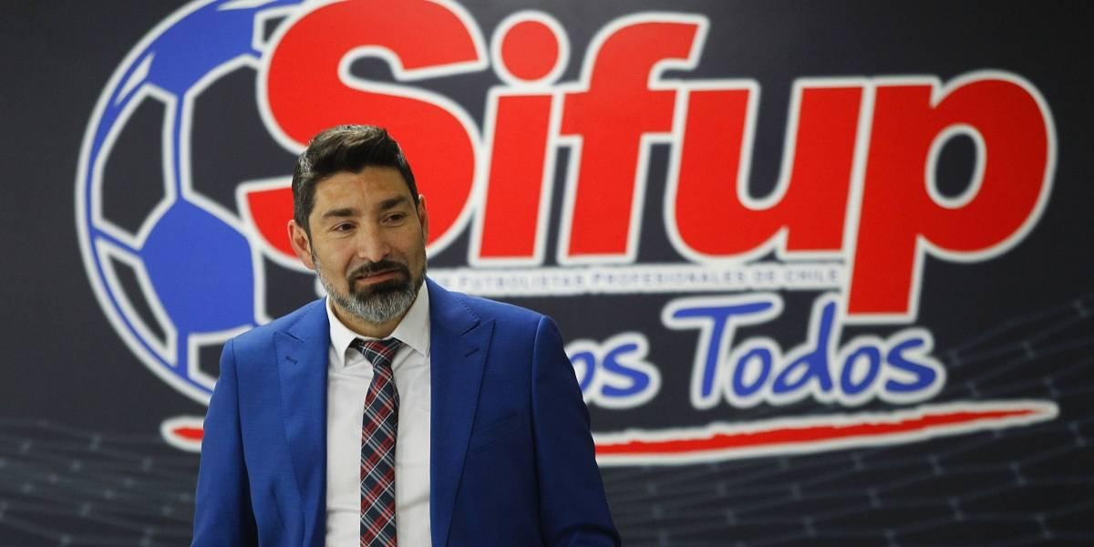 El Sifup solicita a la ANFP que proteja a los jugadores en la reanudación del Campeonato Nacional