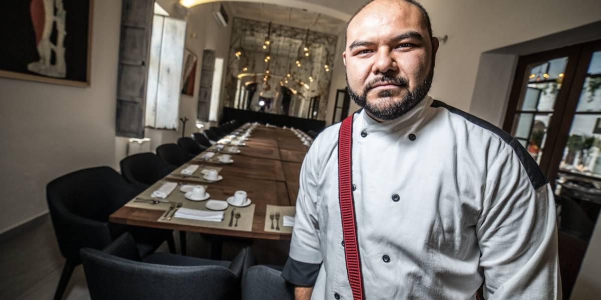 Chef Marco Valdivia: el amor a Nayarit entra por la boca