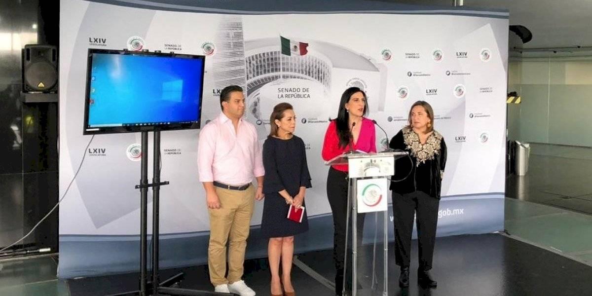 "PAN pide nueva terna para CNDH; denuncia elección ""fraudulenta"""
