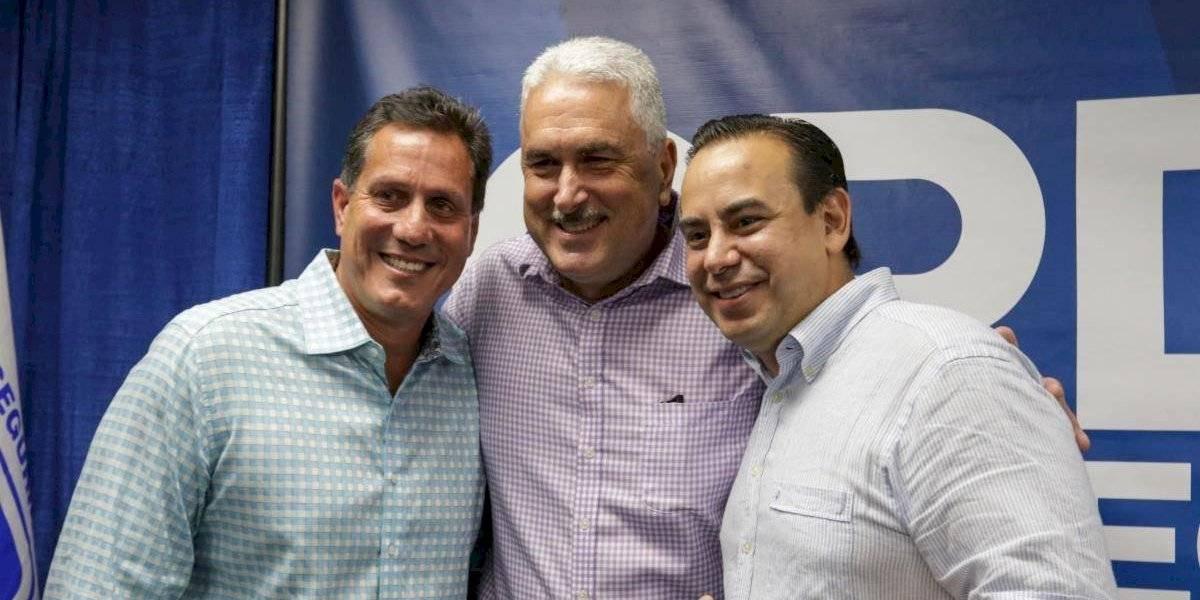 William Villafañe y Héctor Martínez triunfan en elección especial del PNP