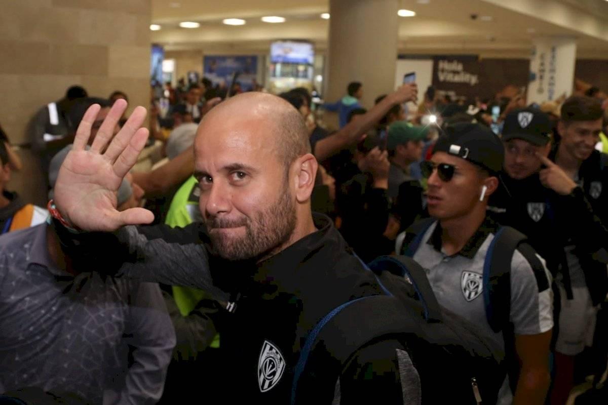 DT de IDV llega a Quito