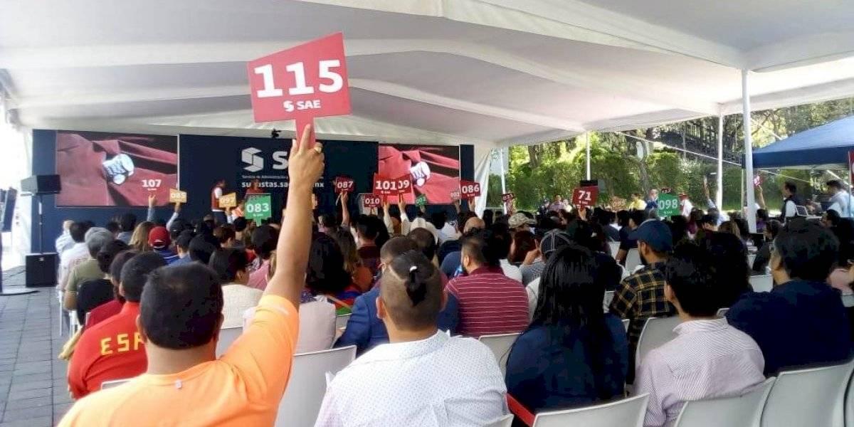 Recaudan 16.2 mdp por subasta de casas de El Chapo
