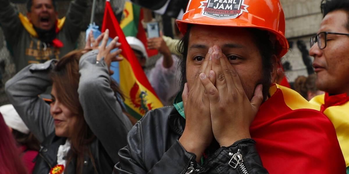 Saqueos y vacío de poder tras semanas de protestas masivas: el descontrol que se vivió en Bolivia tras renuncia de Evo Morales