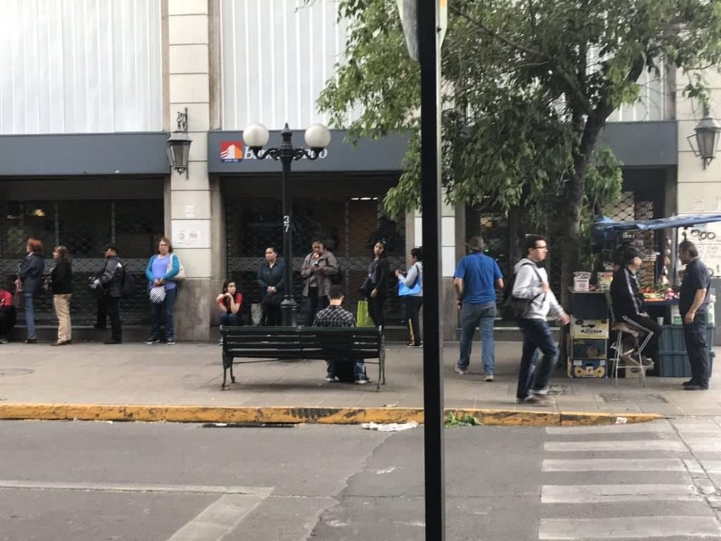 TVN usa imagen de redes sociales que exacerba llama en fuego frente a un Banco Estado — Insólito
