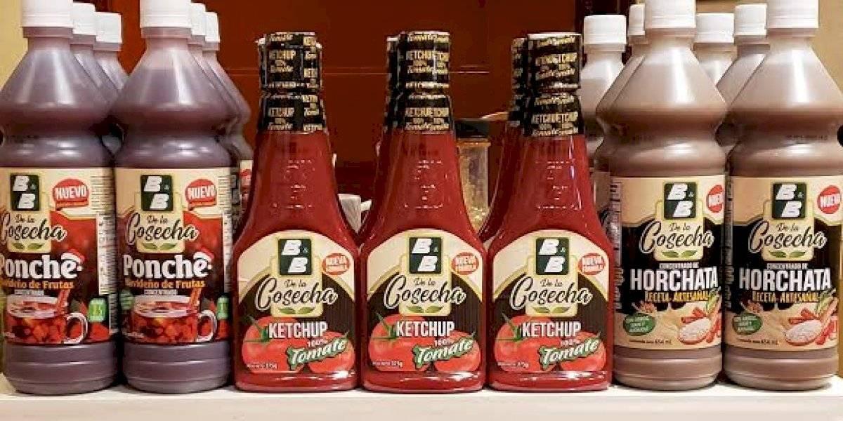 Nueva línea de productos B&B prometen ofrecer lo más puro y fresco de sus ingredientes