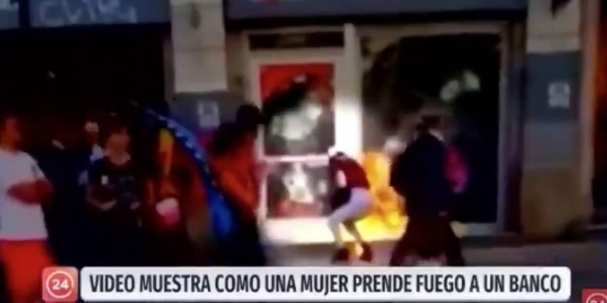 """Controversia por video emitido en """"24 Horas"""" genera debate en las redes sociales"""