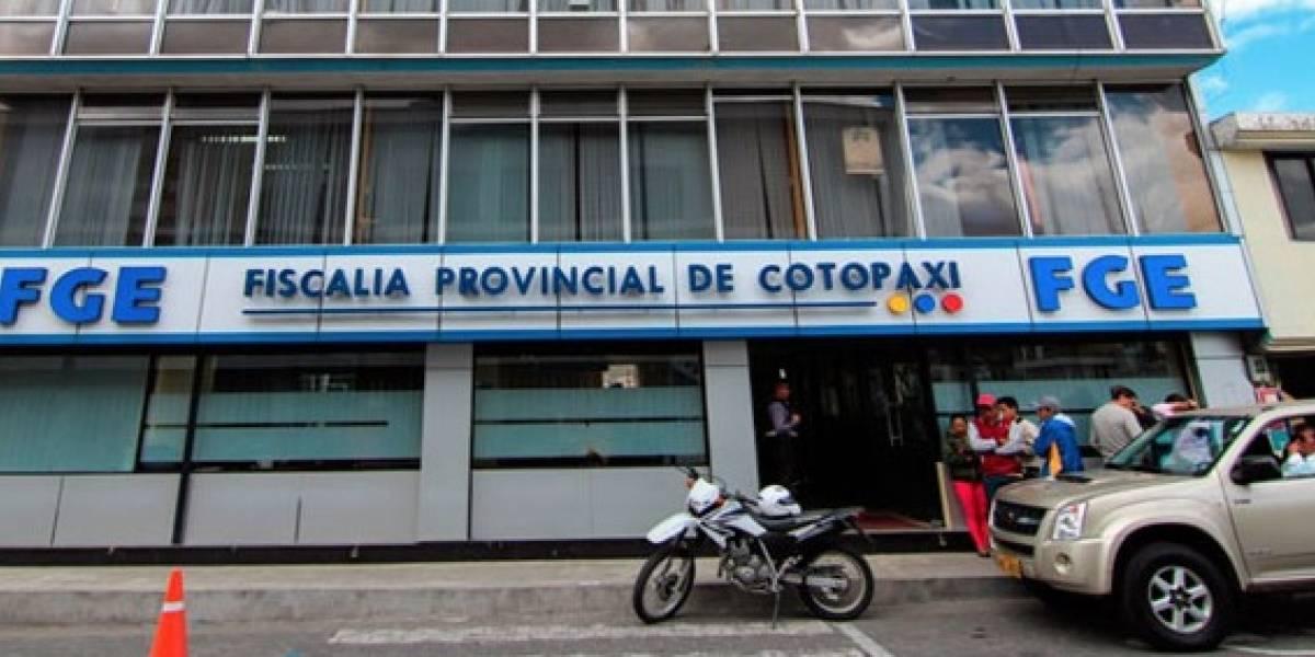 Femicidio: Pena máxima para hombre que mató a su pareja y bebé en Latacunga