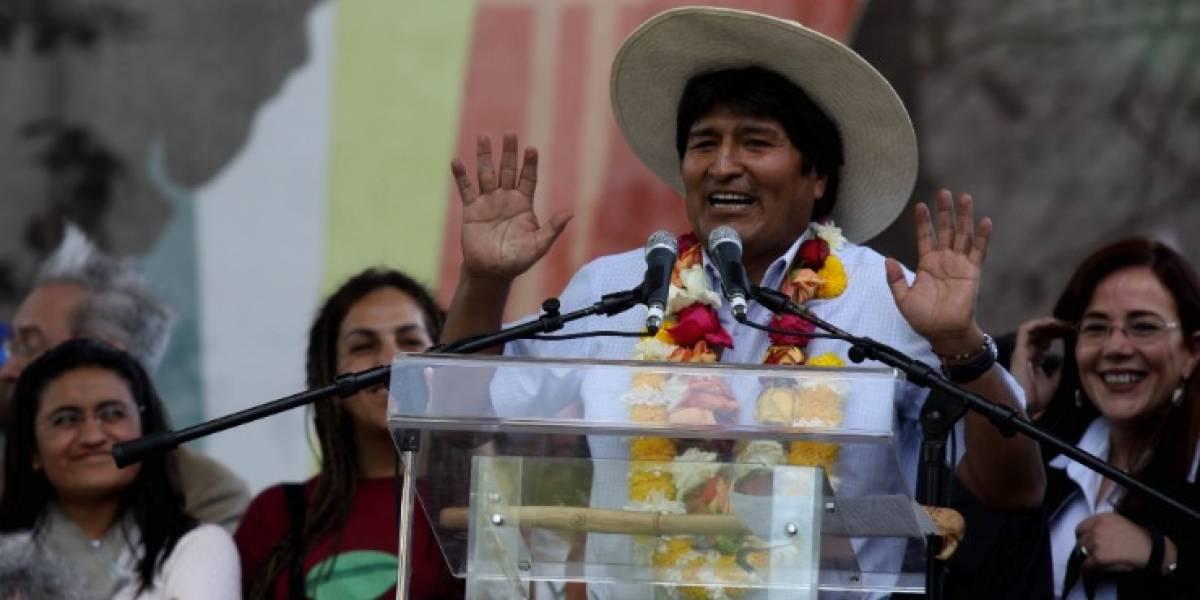 ¿En qué consiste dar asilo político a Evo Morales?