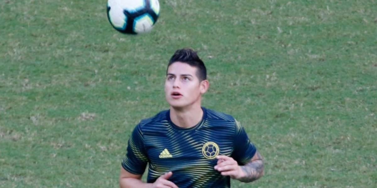 Estilo camuflado, la segunda camiseta de la selección Colombia