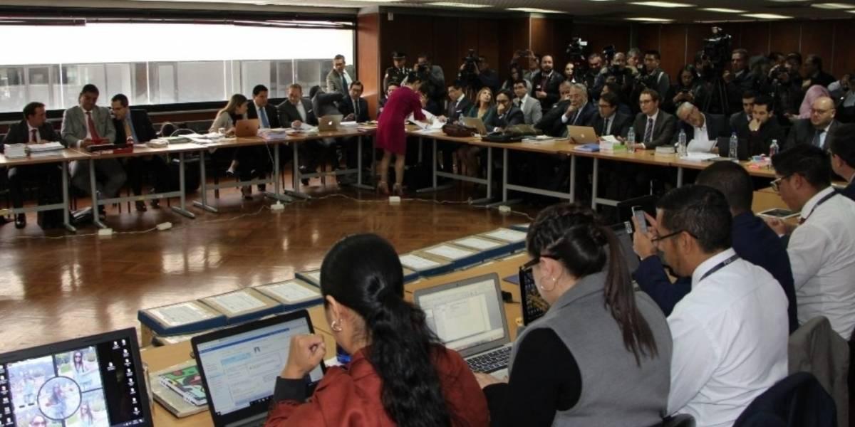 Caso Arroz Verde: Rafael Correa, Jorge Glas y otros implicados, son acusados por cohecho