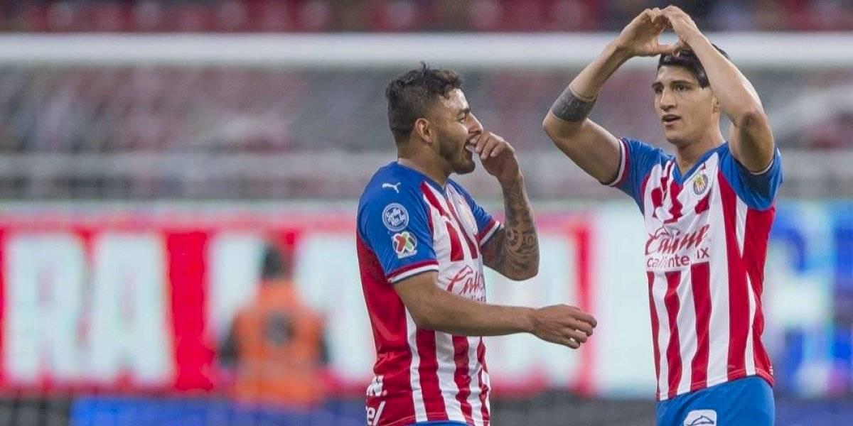 """Chivas vive torneo """"menos malo"""" en dos años y medio"""