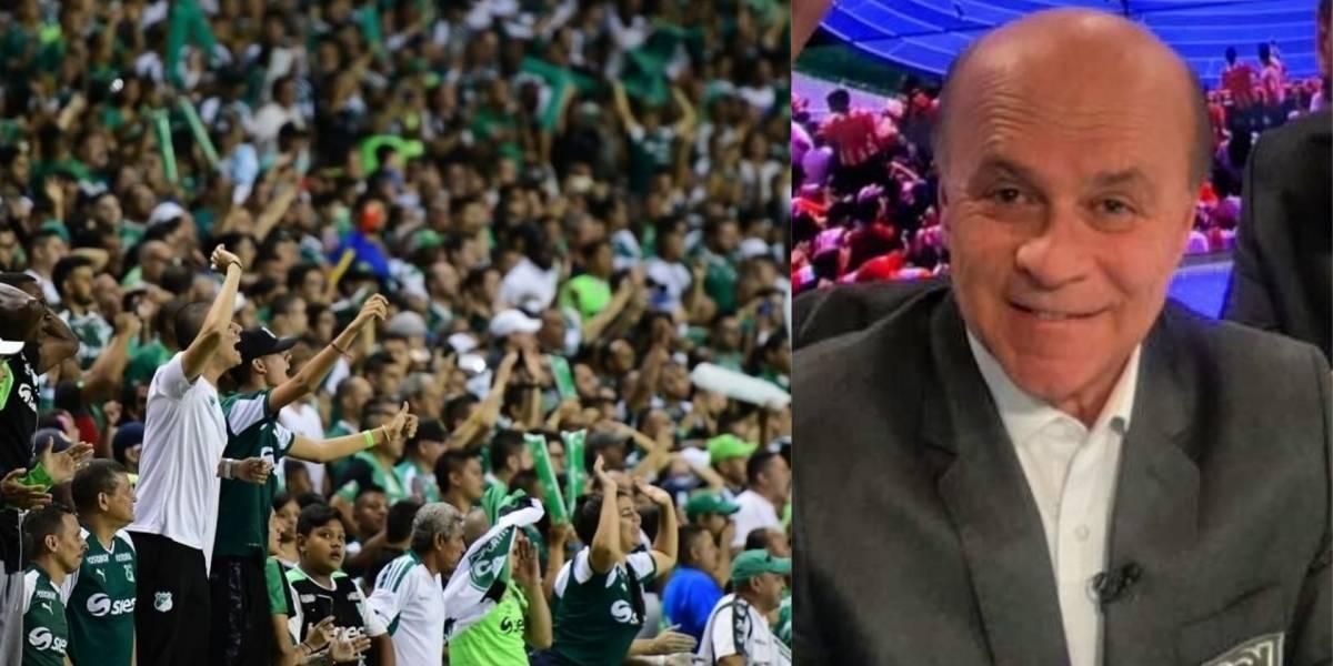 Futbol Colombiano Televidentes Criticaron A Carlos Antonio Velez Durante Alianza Petrolera Vs Cali De Cuadrangulares De Liga Aguila 2 2019 Arbitraje Contra Deportivo Cali