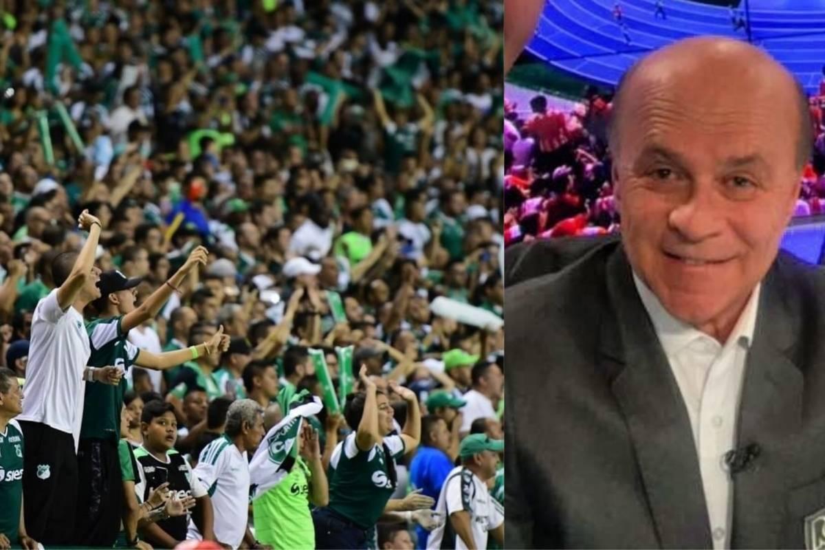 FÚTBOL COLOMBIANO | Televidentes criticaron a Carlos Antonio Vélez durante Alianza Petrolera VS Cali de cuadrangulares de Liga Águila 2-2019 (Arbitraje contra Deportivo Cali) - Comutricolor