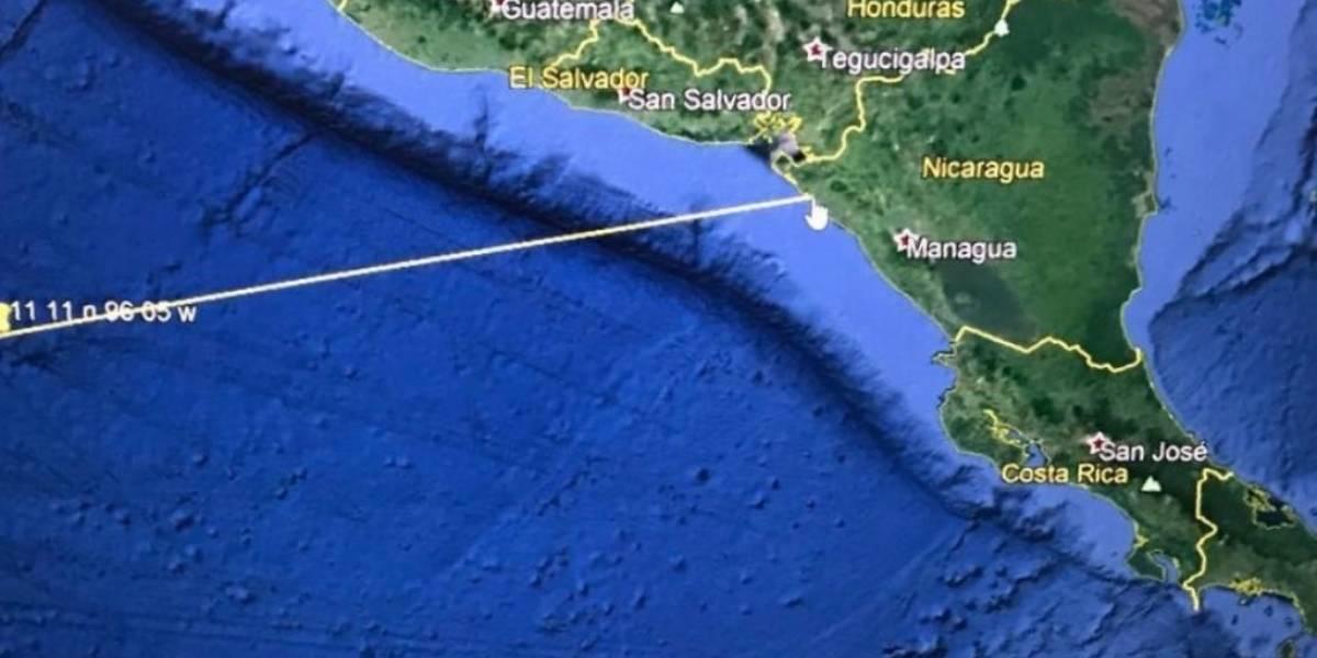 Estado Unidos advierte sobre posible tsunami a El Salvador