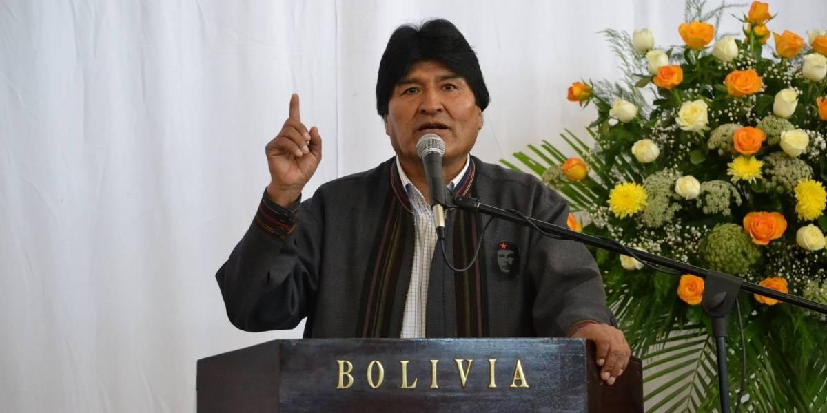 Evo Morales ganha asilo político no México