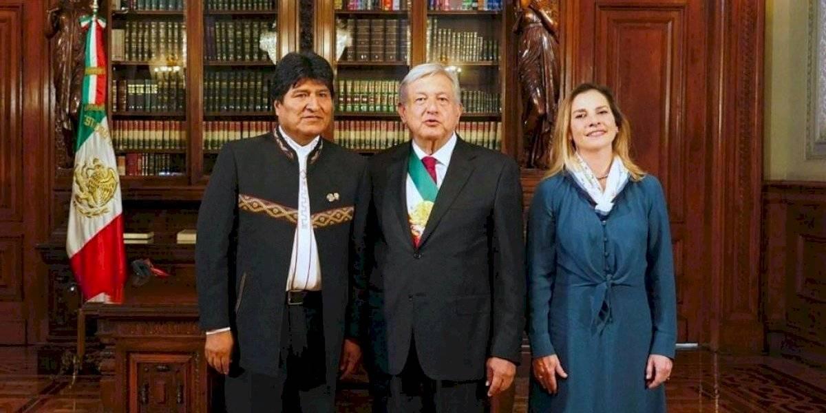VIDEO. México concede asilo político a Evo Morales