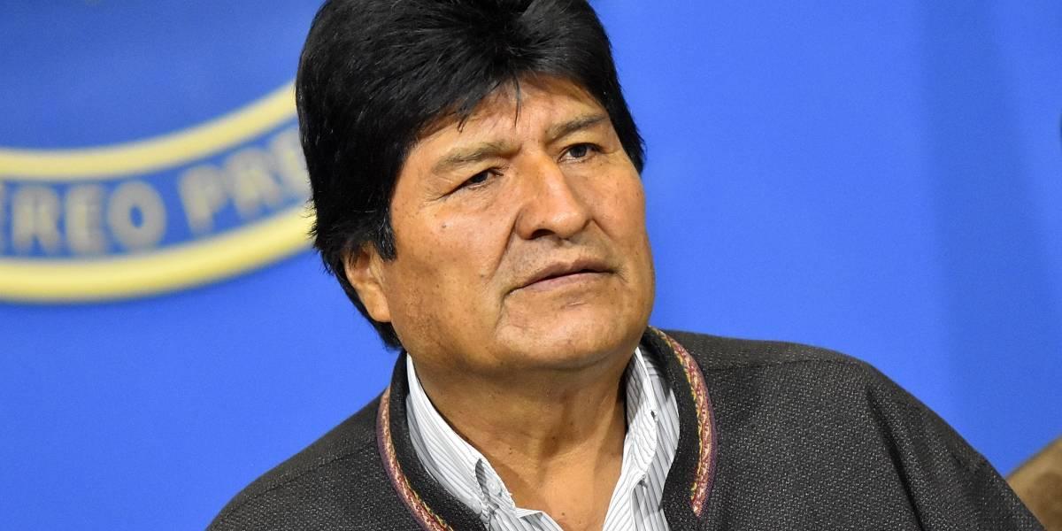 Evo Morales vai a Argentina e pede refúgio: 'veio para ficar'