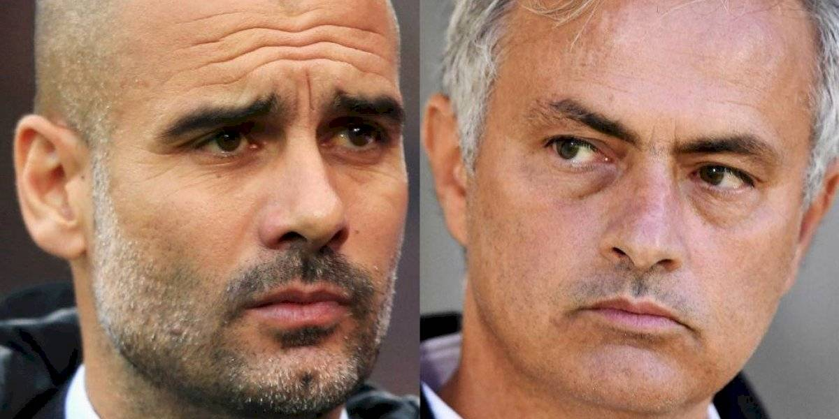 José Mourinho critica a Guardiola tras la derrota del City contra el Liverpool