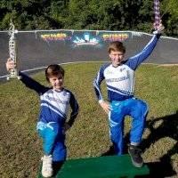 Hermanos Ordóñez ganan campeonato Estados Unidos