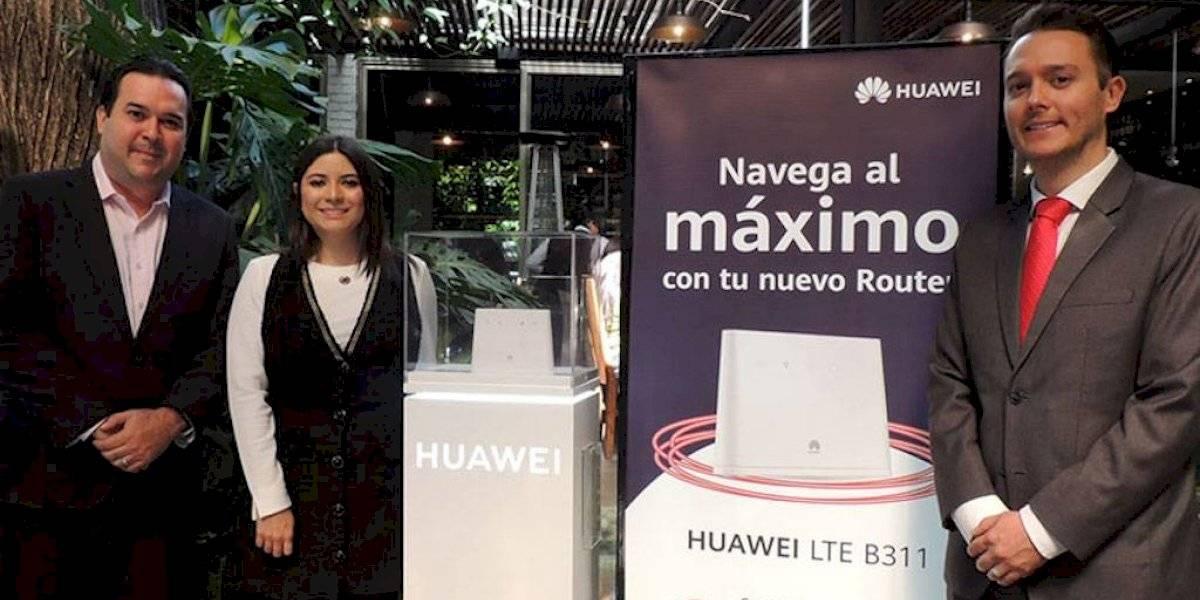 Este dispositivo permite a los usuarios compartir conexión Wi-Fi con hasta 32 dispositivos