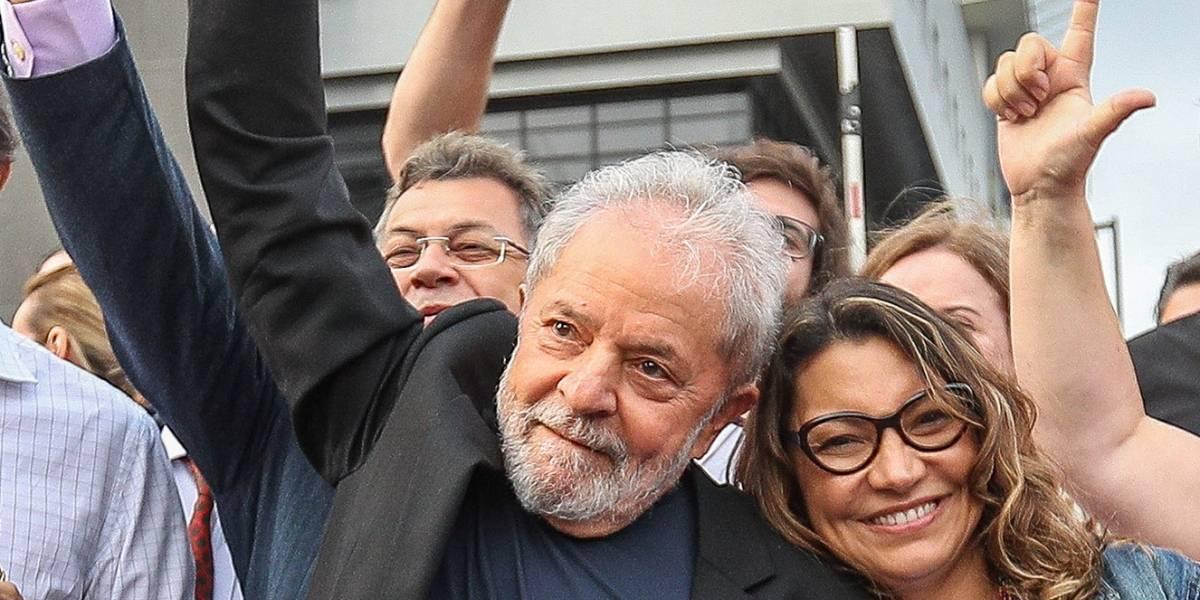 Lula: Quando alguém vira presidente, deve se despir de raiva e preconceito