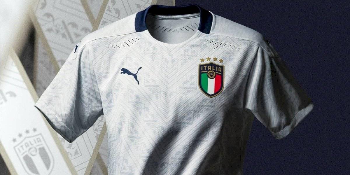 Selecciones presentan jerseys para la Eurocopa 2020