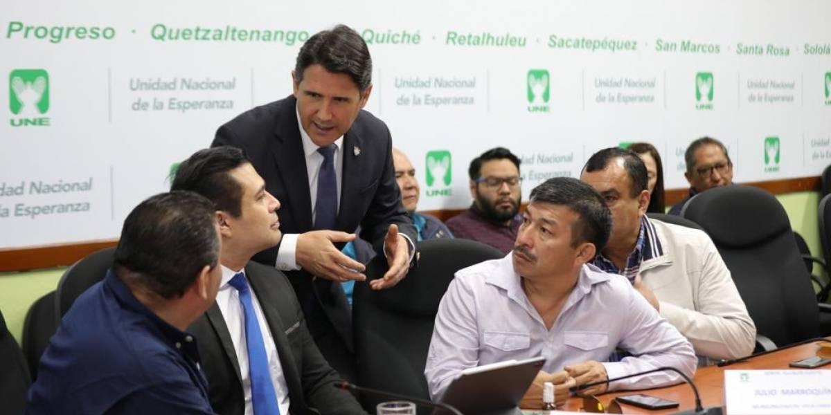 Mancomunidad del Sur expone a diputados los proyectos para el próximo año