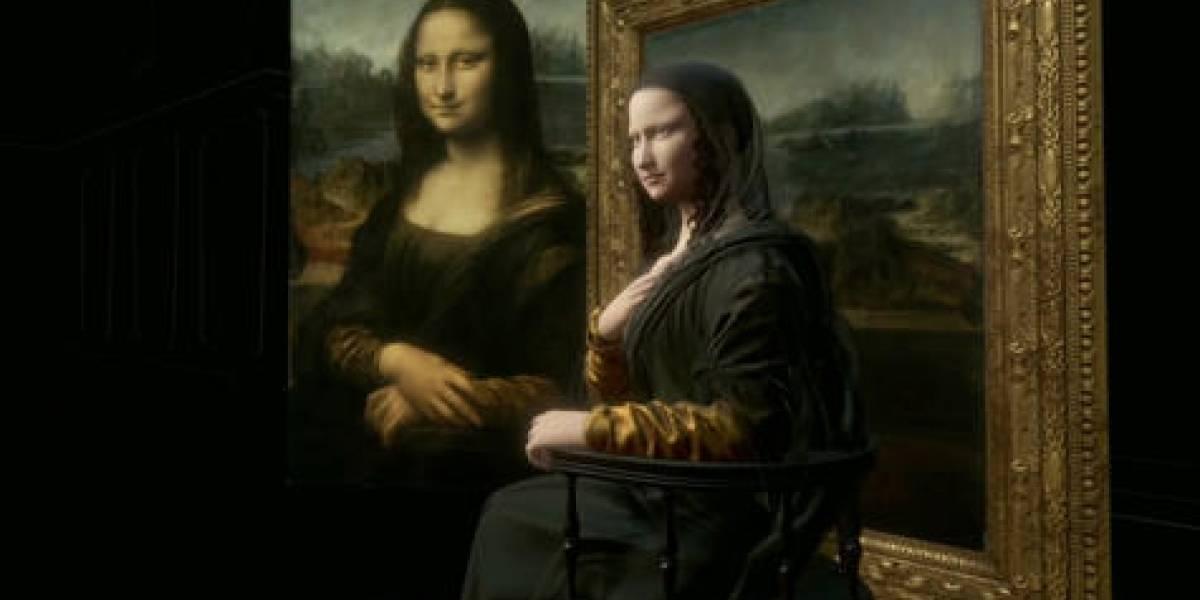 Disfruta de la Mona Lisa en Realidad Virtual