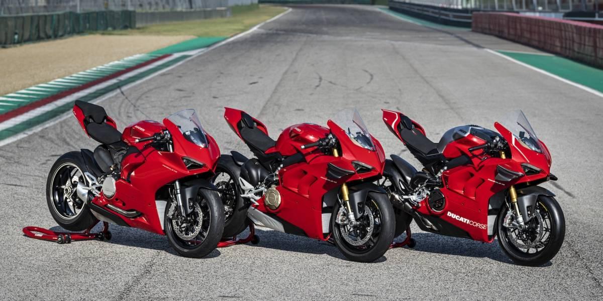 Seis novedades para el próximo año anticipa Ducati