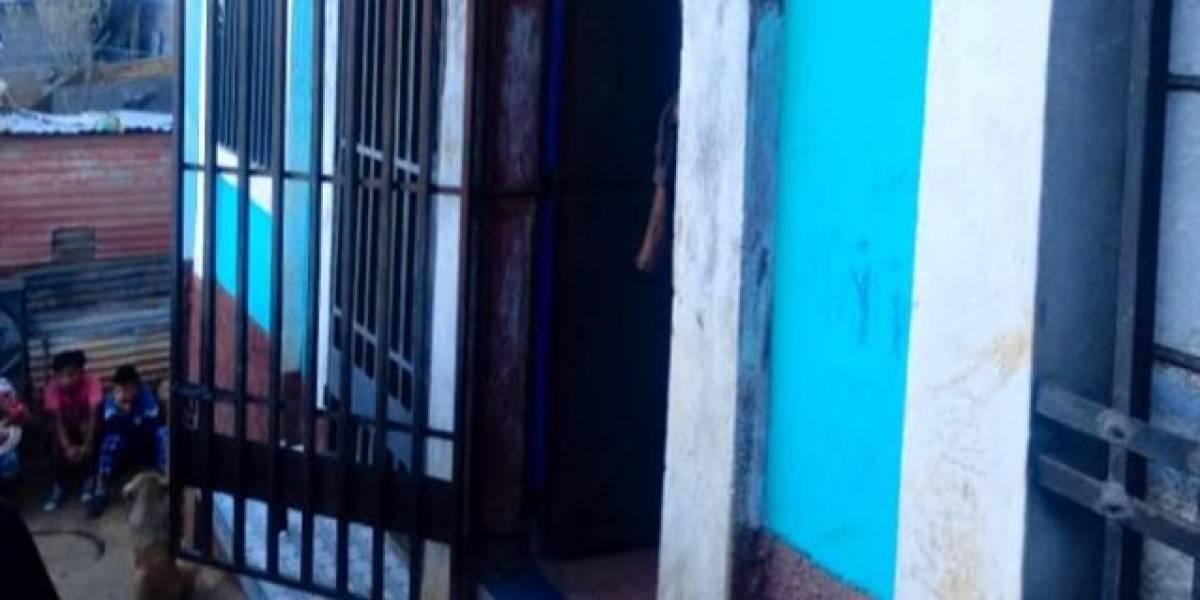 Pandilleros en estado de ebriedad degüellan a una mujer en la zona 18