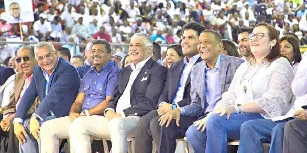PRD ratifica alianza con el PLD y apoya la candidatura de  Gonzalo Castillo a Presidencia