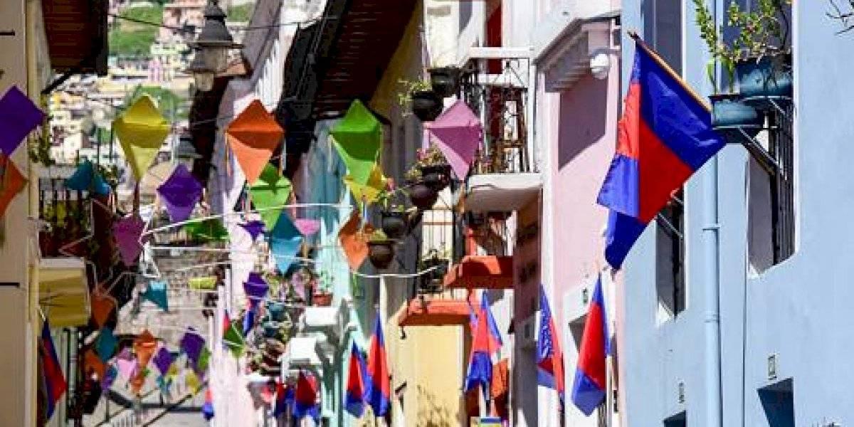 Fiestas de Quito: artistas de la feria internacional 'Viva Quito 2019'