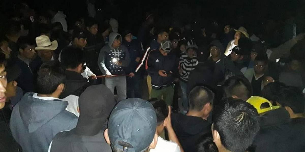Hombre secuestra a recién nacido y lo asesina en el cementerio de San Miguel Ixtahuacán