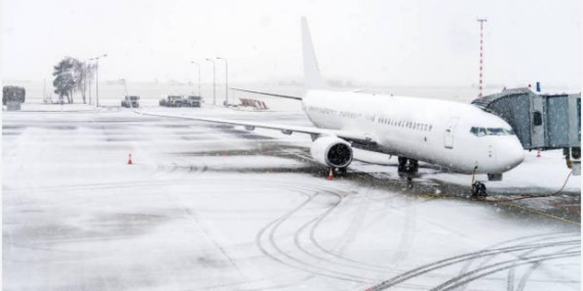 Avión se sale de la pista en Wisconsin