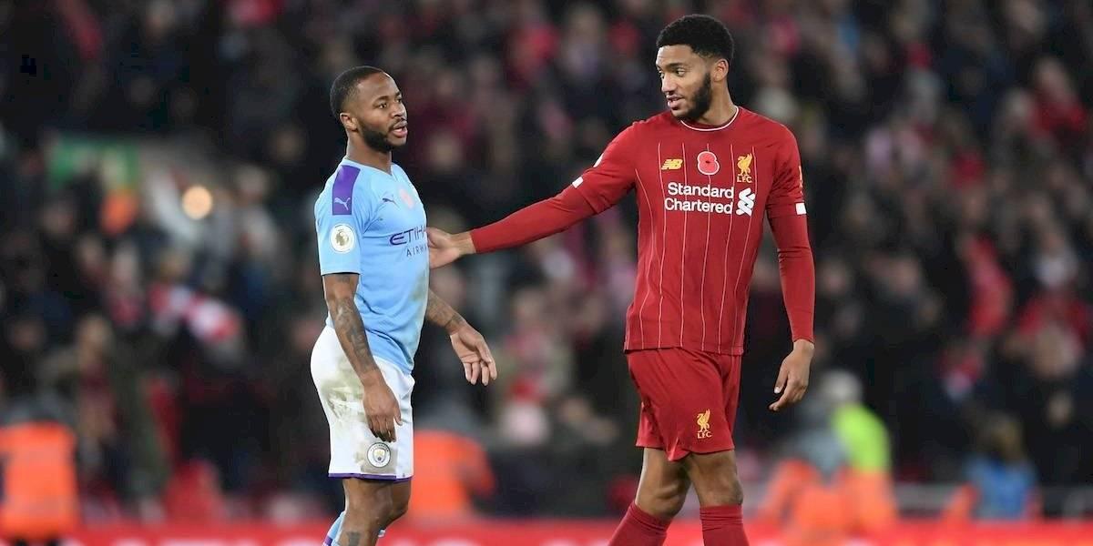 Gareth Southgate separa de la selección a Sterling por pelea con Gomez