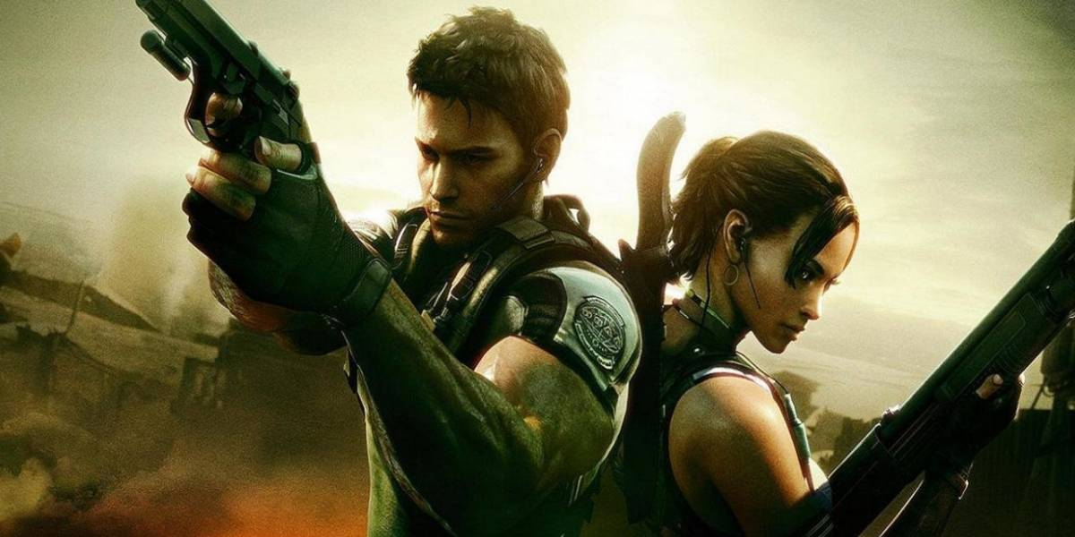 I bless the rains down in Africa: Resident Evil 5 para Nintendo Switch [FW Labs]